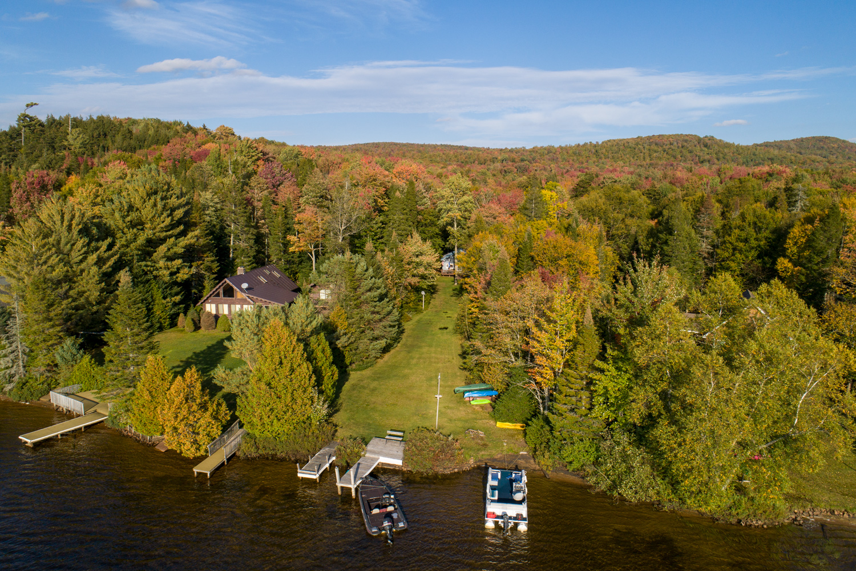 Adirondack Waterfront Camps