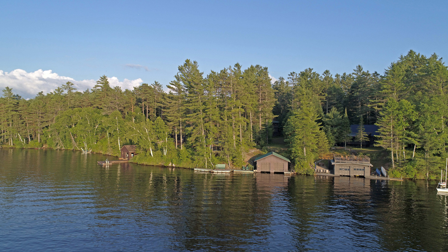 Rainbow Lake Lakefront Property