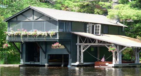 Rainbow Lake Waterfront Camp
