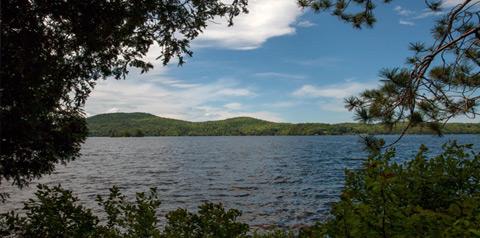 Upper Saranac Lake Land