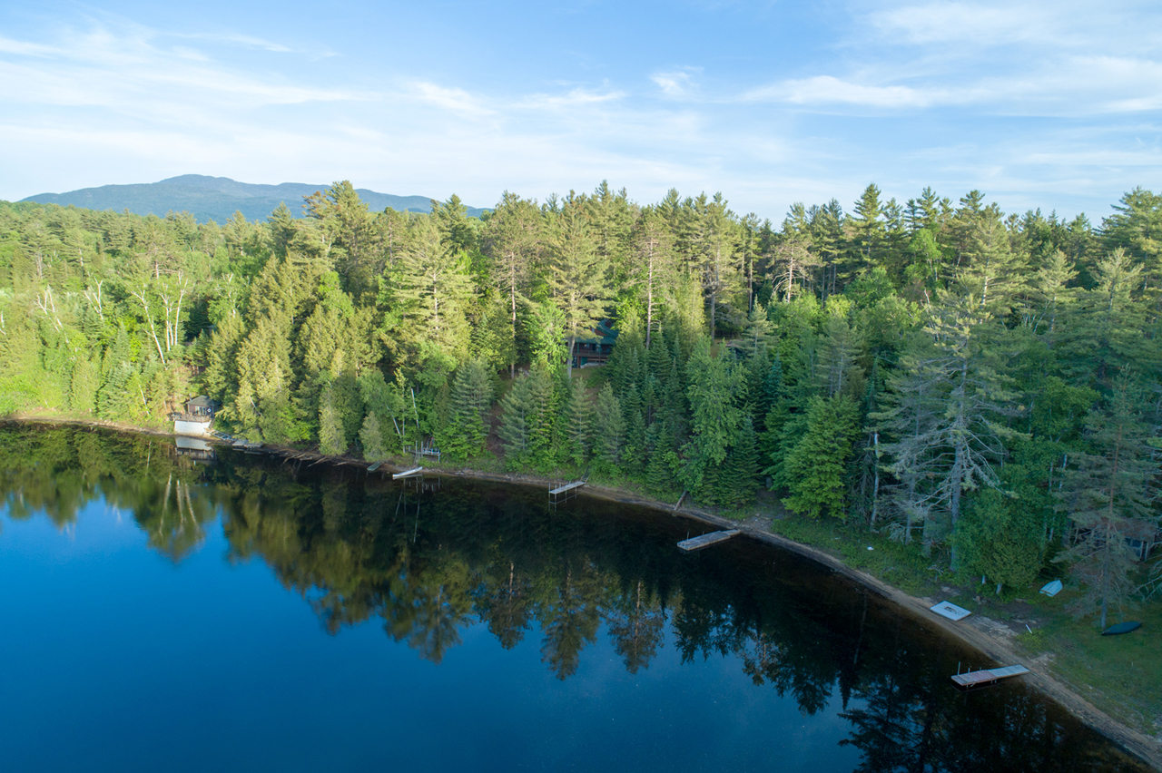 Adirondack Waterfront Camps