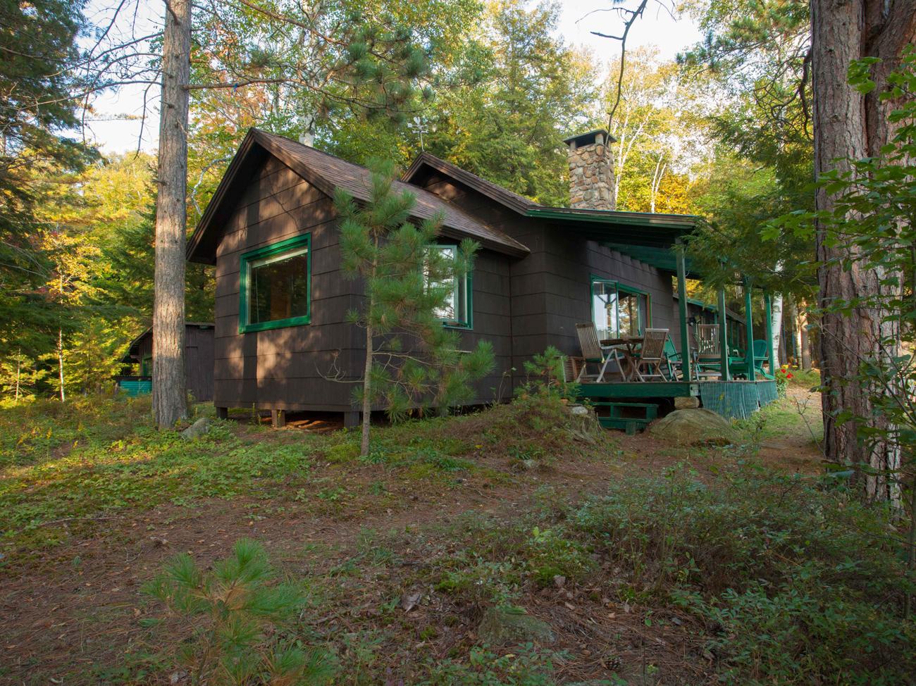Adirondack Rainbow Lake Waterfront Property