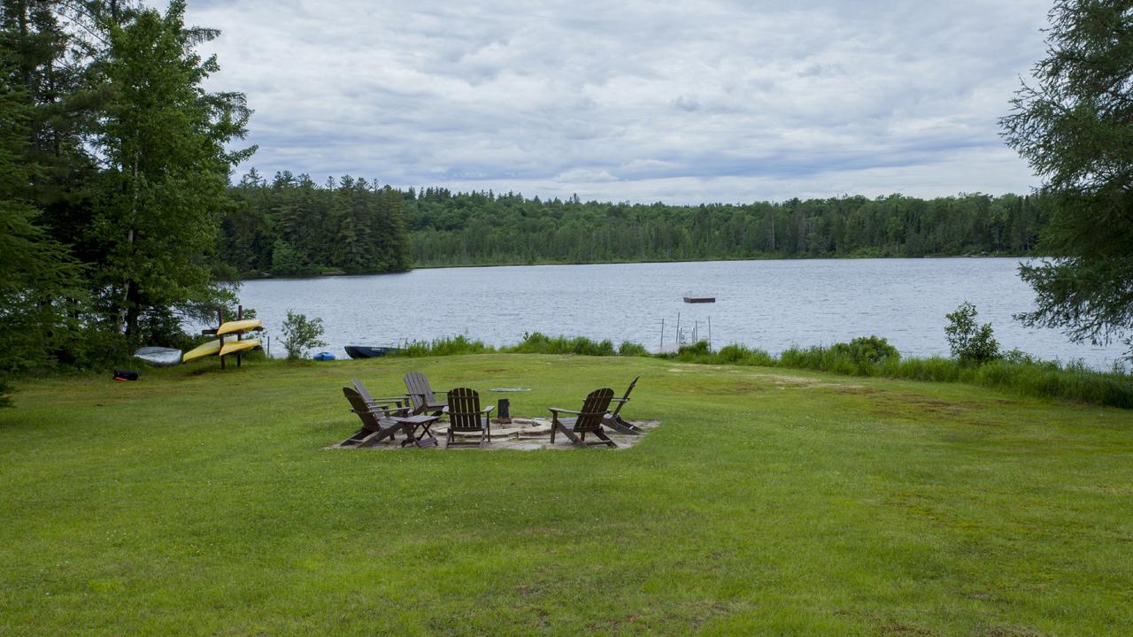 Indian Lake Waterfront Home