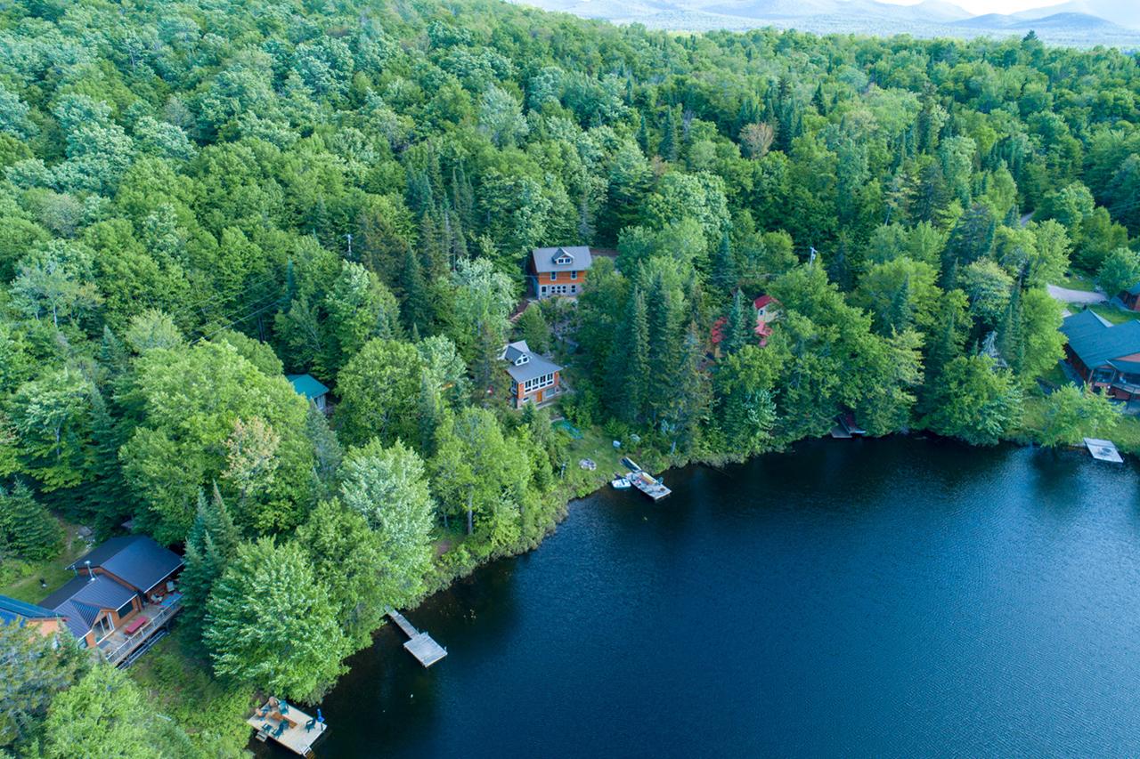 Rainbow Lake Lakefront Property Adirondack