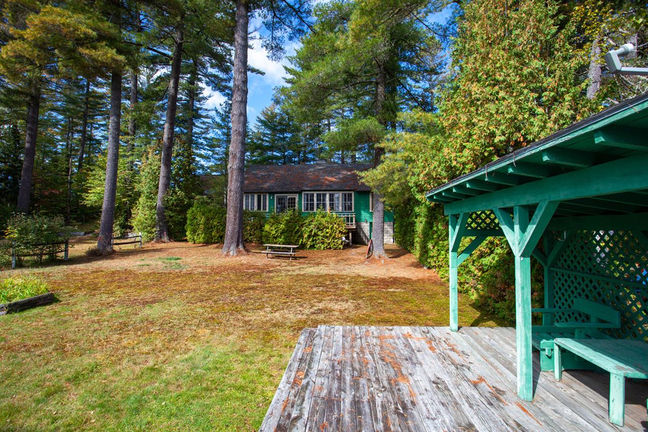Lakefront Property Adirondack