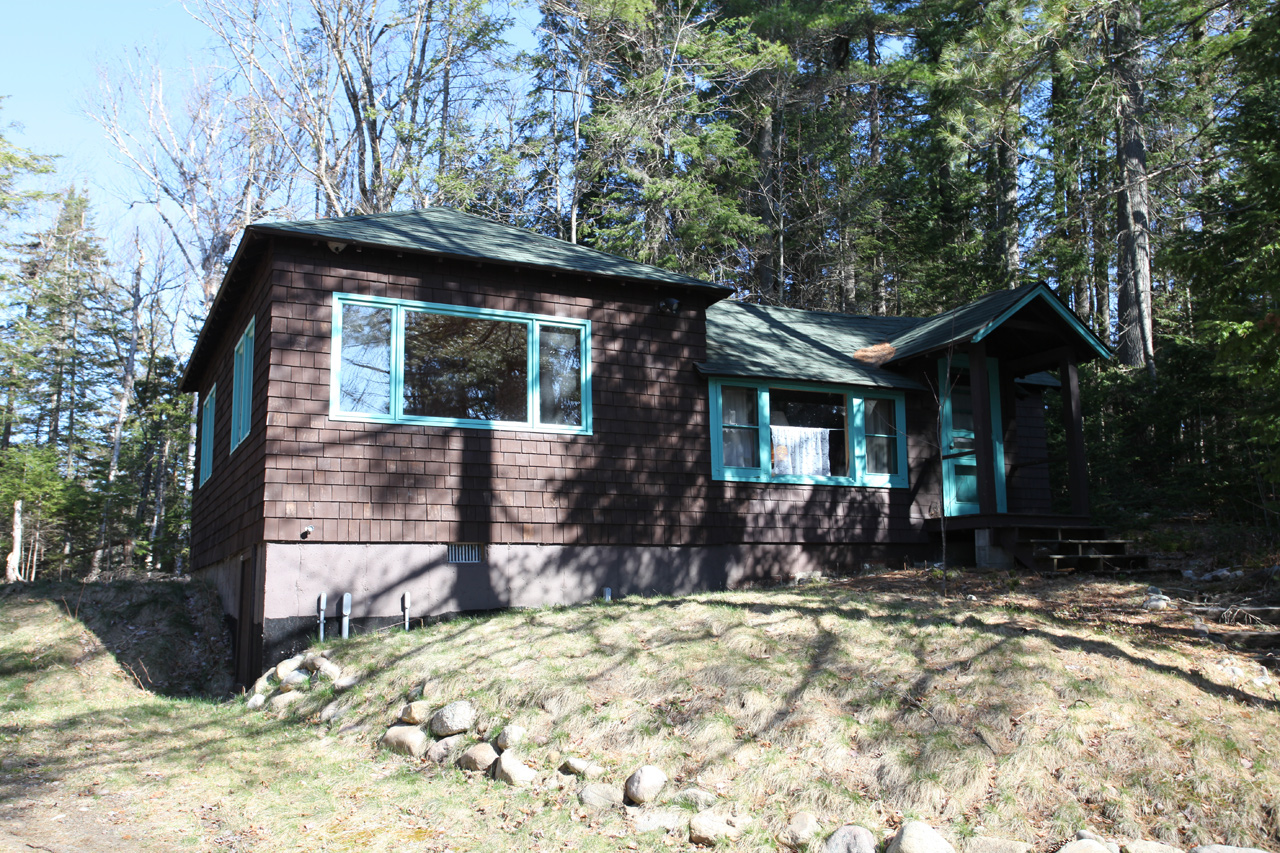 Adirondack Waterfront Property