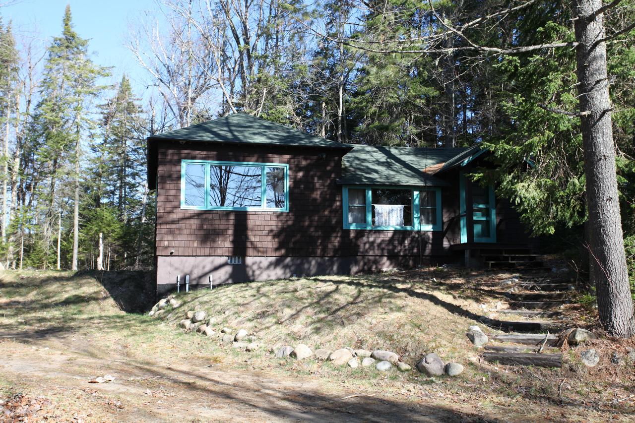 Adirondack Horseshoe Pond Waterfront Property