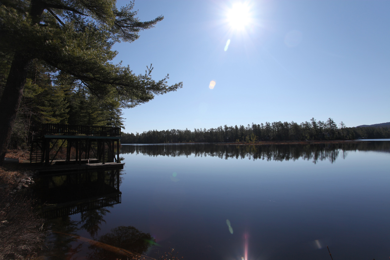Horseshoe Pond Lake Front Property