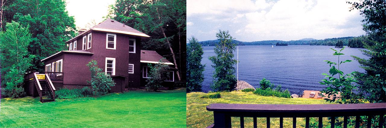 Prime Upper Saranac Lake Vacation Rental Upper Saranac Lodge Home Interior And Landscaping Mentranervesignezvosmurscom